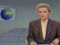 TVP, rok 1993: Niedźwiedź w studiu zaatakował człowieka