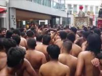 Miasto Bonn w Niemczech przejęte przez muzułmanów