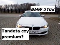 2013 BMW 316d Auto (F30) - używane - test PL, TURBO PASJA 5