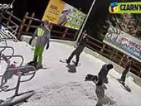 Jak nie korzystać z wyciągu narciarskiego