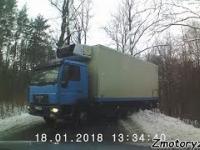 Polska Jazda 40 Niebezpieczne zachowania i wypadki