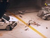 1998 vs 2015 Toyota Corolla - Crash Test