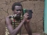 Pierwsze radio w afrykańskiej wiosce