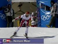 Dramatyczny wypadek i złoty medal trzy dni później | Hermann Maier na IO 1998