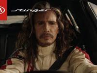 Steven Tyler cofa się w czasie w reklamie samochodu Kia