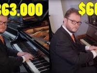 Różnica między tanim a drogim fortepianem