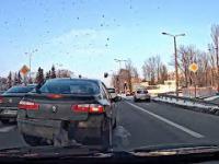 Pijacka szarża po ulicach Bielska-Białej