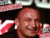 Mariusz Pudzianowski śmieszne momenty (The Best Of Pudzian)
