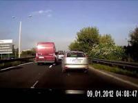 Polscy Kierowcy - sposób na cwaniaka