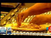 Gryfino, beka TVN z radnego Marka B. atakującego pizzą za słowa przepraszam ... syndromGryfinski