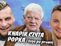 TOMASZ KNAPIK CZYTA POPKA - GANG ALBANII - KOKAINOWY BARON