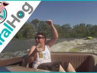 Atrakcje wodne w Australii potrafią mocno podnieść poziom adrenaliny