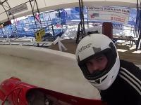 Przejazd bobslejem oczami zawodnika