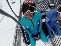 Skoki narciarskie z innej perspektywy
