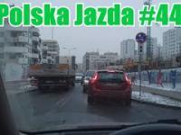 Polska Jazda 44 Niebezpieczne i chamskie sytuacje na drogach