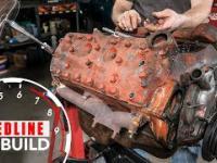 Renowacja i przebudowa silnika typu Ford Flathead V8