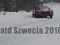 WRC Rajd Szwecji 2018 - Najlepsze momenty! l Zmotoryzowani