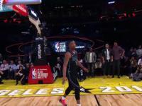 NBA All Star Weekend - konkurs wsadów i rzutów za