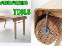 10 niesamowitych narzędzi do obróbki drewna. WSZYSTKO GENIUS JEST PROSTE!