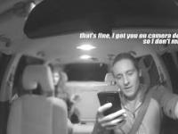 Kobieta próbuje oszukać kierowcę Ubera, nakryta reaguje przemocą