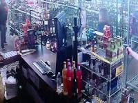 Strzelanina w sklepie monopolowym