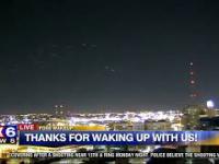 Tajemnicze światła nad Milwaukee