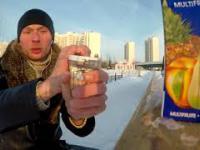 Testowanie smaków świata - Moskwa