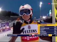 Kamil Stoch nokautuje rywali na skoczni w Lahti! 4.03.2018
