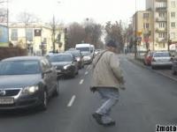 Polska Jazda 46 Bezmyślne zachowania na drogach