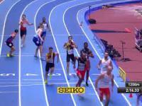 POLSKA REKORD ŚWIATA I ZŁOTO sztafety 4x400m na HMŚ w Birmingham! Poland World Record 4x400m!