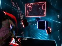 Miecze świetlne i VR - niesamowity efekt