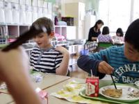 Japonia. Uczniowie najmlodszych klas