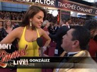 Guillermo, hollywoodzkie gwiazdy i Oscary 2018