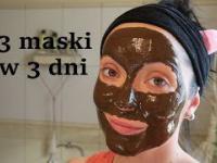 3 maski w 3 dni