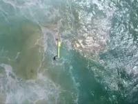 Dron uratował tonących chłopców. Pierwsza taka akcja na świecie
