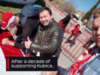 Polscy kibice poznają swojego bohatera - Roberta Kubicę