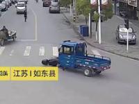 Szybka karma na drodze w Chinach