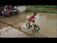 Zawody rowerowe - naprawdę zabawne