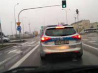 Stop księżniczkom na lewym pasie - Policja nie za bardzo zrozumiała temat