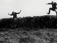 Trening fizyczny radzieckiego żołnierza 1973