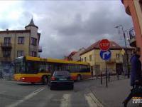 szybka lekcja od kierowcy autobusu