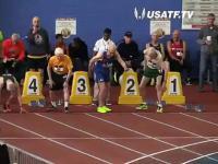 ZUS approved! Wyścig 100-latków na 60 metrów