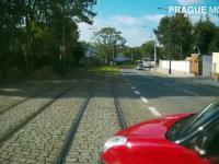 Motorniczy w Czechach nie ma łatwej pracy