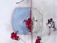 Unikatowa bramka Goligoskiego w NHL