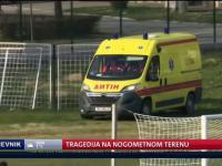 Tragedia na meczu w Chorwacji. Nie żyje piłkarz