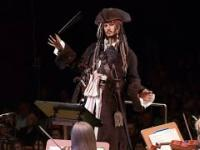 Motyw z Piratów z Karaibów w wykonaniu orkiestry