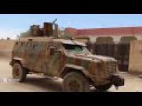 Bitwa o Raqqe-Battle of Raqqa-2016-2017-Nagrania