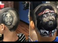 Niesamowite Umiejętności Fryzjerskie