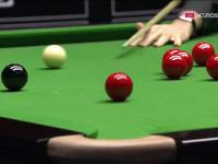 Max Ronniego O'Sullivana w drugim dniu China Open.