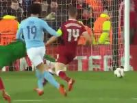 Liverpool vs Manchester City 3 : 0 Goals from first half